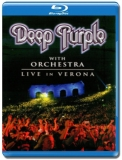 Deep Purple with Orchestra / Live in Verona [Blu-Ray]