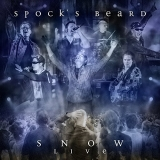 Spock's Beard / Snow - LIVE (Black LP) (2017) [3LP] Import