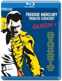 The Freddie Mercury Tribute Concert +Queen [Blu-Ray] Import