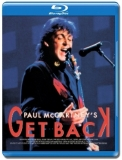 Paul McCartney's Get Back, Live [Blu-Ray]