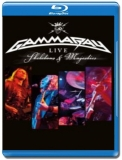 Gamma Ray - Skeletons & Majesties Live [Blu-Ray] Import