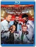 Backstreet Boys / In A World Like This. Japan Tour [Blu-Ray]