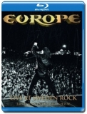 Europe - Live at Sweden Rock 30th Anniversary Show [Blu-Ray] Import