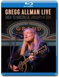 Gregg Allman Live / Back To Macon, GA [Blu-Ray]