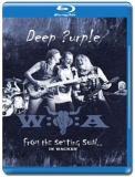 Deep Purple / From the Setting Sun... in Wacken [Blu-Ray 3D] Import
