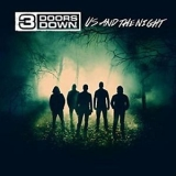 3 DOORS DOWN / US AND THE NIGHT [CD] Import