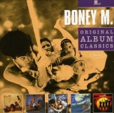 Boney M. / Original Album Classics [5CD] Import