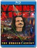 Yanni / Live! The Concert Event [Blu-Ray]