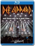 Def Leppard - And there will be a next time...Live from Detroit [Blu-Ray] Import