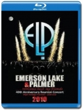 Emerson Lake & Palmer / 40th Anniversary Reunion Concert [Blu-Ray]