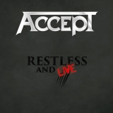 Accept - Restless And Live (Box) [Blu-Ray+DVD+2CD] Import
