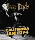 Deep Purple ‎– California Jam 1974 [Blu-Ray] Import