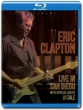 Eric Clapton / Live In San Diego with Special Guest JJ Cale [Blu-Ray]