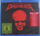 Dirkschneider - Live Back To The Roots - Accepted! [2CD+Blu-Ray] Import