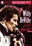 Willy DeVille ‎/ Live At Montreux 1994  (2009) [DVD+CD] Import