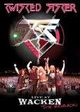 Twisted Sister / Live At Wacken (2003) [DVD+CD] Import