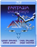 Asia ‎/ Fantasia Live In Tokyo (2009) [Blu-Ray] Import