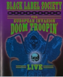 Black Label Society ‎/ The European Invasion: Doom Troop (2010) [Blu-Ray] Import