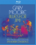 Gary Moore ‎/ Blues For Jimi (2012) [Blu-Ray] Import