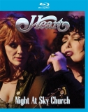 Heart ‎/ Night At Sky Church (2010) [Blu-Ray] Import
