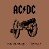 AC/DC / For Those About To Rock - We Salute You [LP] Import