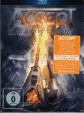Accept - Symphonic Terror: Live at Wacken 2017 [Blu-Ray+2CD] Import
