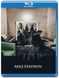 King Crimson / Meltdown - Live in Mexico [Blu-Ray]