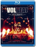Volbeat / Let's Boogie! Live From Telia Parken [Blu-Ray]