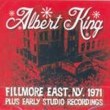 Albert King ‎/ Fillmore East, NY, 1971 Plus Early Studio Recordings [CD] Import