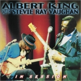 Albert King With Stevie Ray Vaughan ‎/ In Session [CD] Import