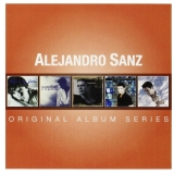 Alejandro Sanz ‎/ Original Album Series (Box) [5хCD]