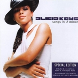 Alicia Keys ‎/ Songs In A Minor [CD] Import