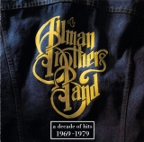 The Allman Brothers Band ‎/ A Decade Of Hits 1969-1979 [CD] Import