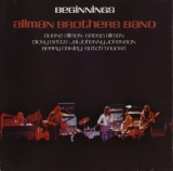 The Allman Brothers Band ‎/ Beginnings [CD] Import