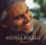 Andrea Bocelli ‎/ The Best Of Andrea Bocelli: Vivere [CD] Import
