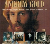Andrew Gold / What's Wrong With This Picture [3хCD] Import