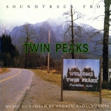 Angelo Badalamenti ‎/ Soundtrack From Twin Peaks [CD] Import