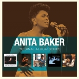 Anita Baker ‎/ Original Album Series (Box) [5хCD] Import