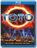 Toto / 40 Tours Around the Sun [Blu-Ray]