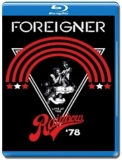Foreigner / Live at the Rainbow '78 [Blu-Ray]