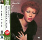 Aretha Franklin ‎/ Let Me In Your Life [CD] Import