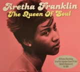Aretha Franklin ‎/ The Queen Of Soul [2хCD] Import