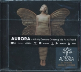 Aurora / All My Demons Greeting Me As A Friend [CD] Import