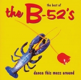 The B-52's ‎/ Dance This Mess Around - The Best Of [CD] Import