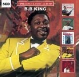 B.B. King ‎/ Timeless Classic Albums (Box) [5хCD] Import