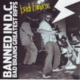 Bad Brains ‎/ Banned In D.C.: Bad Brains Greatest Riffs [CD] Import