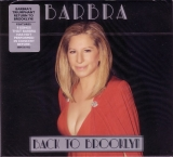 Barbra / Back To Brooklyn [CD] Import