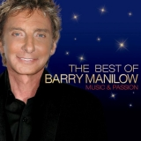 Barry Manilow ‎/ The Best Of Barry Manilow Music And Passion [CD] Import