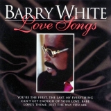Barry White ‎/ Love Songs [CD] Import