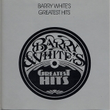 Barry White ‎/ Barry White's Greatest Hits [CD] Import